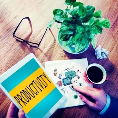 5 Ways You Could Be More Productive This Month